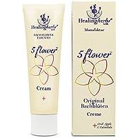 Healing Herbs Bachblüten 5 Flower Creme, 30 g preisvergleich bei billige-tabletten.eu