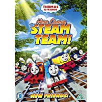 Thomas & Friends - Here Comes the Steam Team