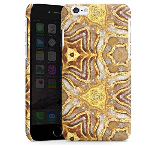 Apple iPhone 5 Housse étui coque protection Pierre précieuse Motif Motif Cas Premium brillant