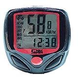 LCD Bike Fahrrad computer Kilometerzähler Tachometer - Cam Republic