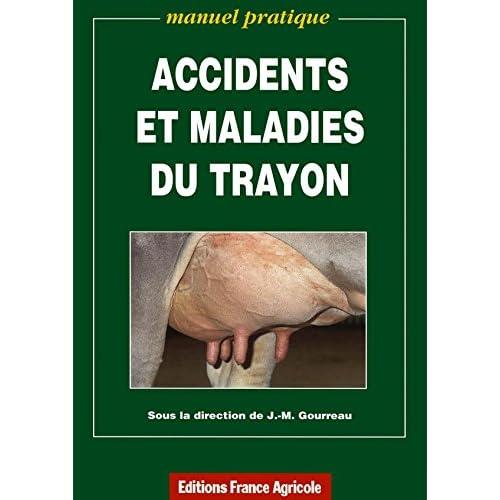 Accidents et maladies du trayon