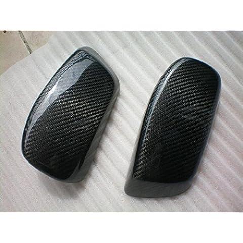 Carbon Fiber Mirror Covers For BMW 5 Series E60 2003-2008 520i 523i 525i 528i 530i 535i 540i 545i