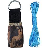 Yundxi - Bolsas de Pesas con 30 m de línea para Escalada de árbol Arborist & Tree Swing Instalación