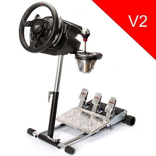 Wheelstandpro Thrustmaster T500RS Logitech G25/G27 Porsche GT2/GT3【This product does not contain a handle】