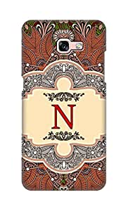 SWAG my CASE Printed Back Cover for Samsung Galaxy A3 (2017)
