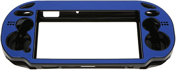 Imported Plastic Protective Hard Case Cover for Sony PlayStation PS Vita PCH1000 - Royal Blue