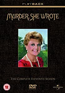 Murder, She Wrote - Season 11 [DVD]