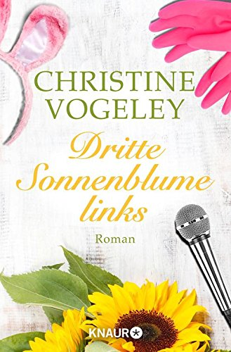Buchseite und Rezensionen zu 'Dritte Sonnenblume links' von Christine Vogeley