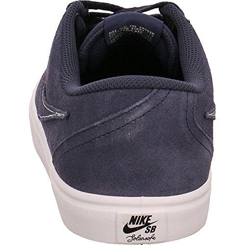 Nike Sb Check Solar, Scarpe da Skateboard Uomo Blau