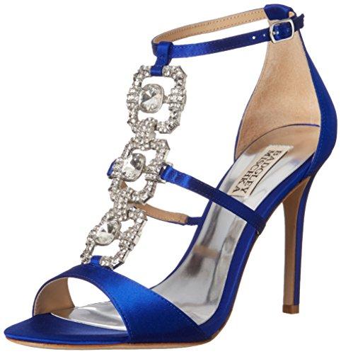 Badgley Mischka Allie Textile Sandale VLT