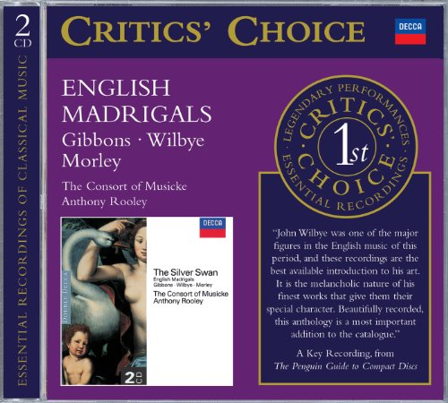 Gibbons: Madrigals and motets ...