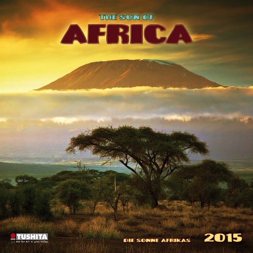 The Sun of Africa 2015 (Mindful Editions)