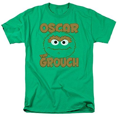 sesame-street-herren-t-shirt-gr-xxxxxl-kelly-green