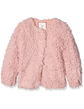 TOM TAILOR Kids Mädchen Jacke Teddy Fur Jacket