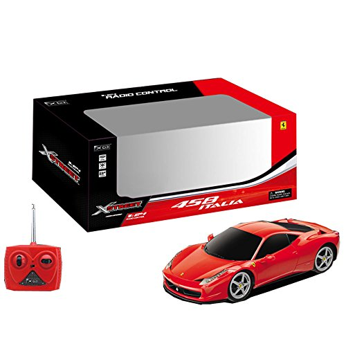 Rocco Giocattoli - Ferrari 458 Italia Radiocomando Scala 1:24