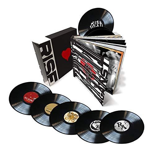 Rise (Ltd.Vinyl Box) [Vinyl LP] (Against Album Rise)