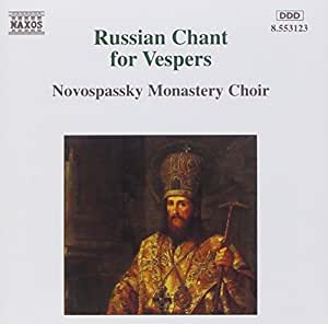 Russian Chant For Vespers