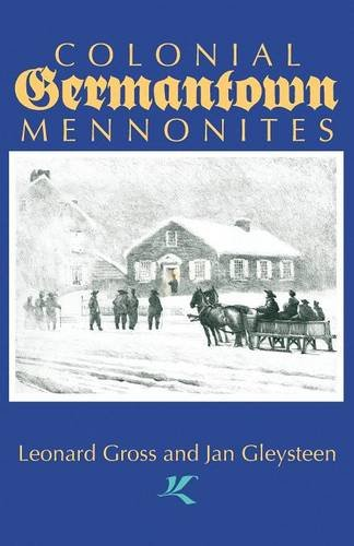 Colonial Germantown Mennonites