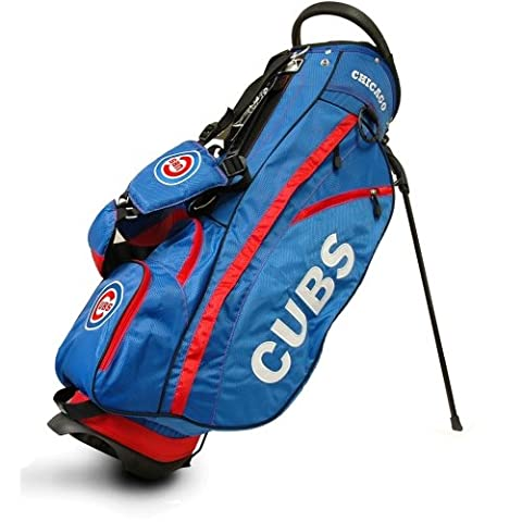 MLB Chicago Cubs Fairway Golf Stand Bag