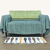 JiaQi Universelle-sofa-abdeckung,Sofa protector Staubdichte couch Multi-size Sofa abdeckungen für ledersofa Vier jahres