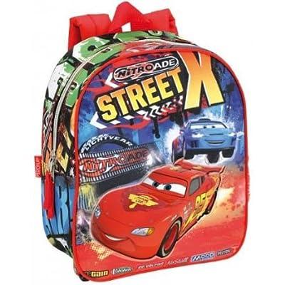 Cars mochila infantil street por CARS