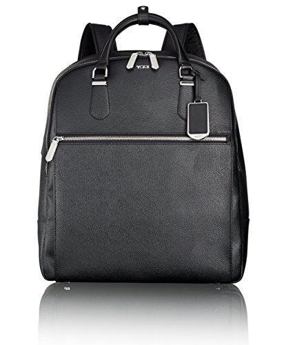 Tumi Sinclair Zaino Casual, 40 cm, 9 liters, Nero (Black)