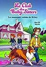 Le Club des Baby-Sitters, tome 11:Les Nouveaux Voisins de Kristy par Martin