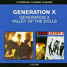 Classic Albums (2in1): Generation X / Valley of the Dolls