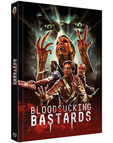 Bloodsucking Bastards - 2-Disc Uncut Mediabook Edition (Blu-ray + DVD) - Limitiert auf 333 Preisvergleich