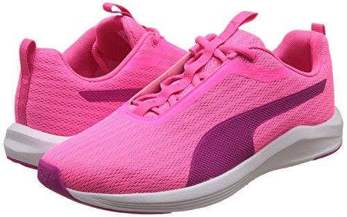 Puma Prowl Wn's Scarpe Sportive Indoor Donna Rosa Knockout Pink Puma White Ul