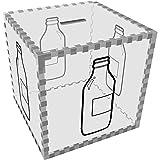 Azeeda Grande 'Bottiglia di Birra' Salvadanaio (MB00069462)