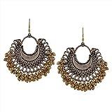 Zephyrr Fashion Oxidized Ethnic Silver /...