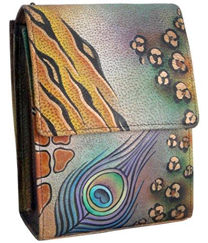 anuschka-hand-painted-luxury-412-leather-mini-sling-organizer-premium-peacock-safari