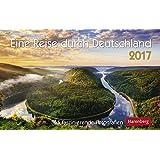 Eine Reise durch Deutschland - Kalender 2017: 365 faszinierende Fotografien