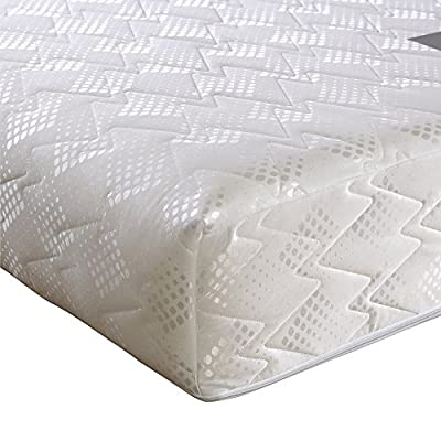 Happy Beds Ultimate Ortho Extra Firm Reflex Foam Orthopaedic Mattress, Various Sizes