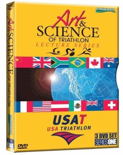 USAT ART & SCIENCE OF TRIATHLON DVD - 12 HOUR TRIPLE DVD SET
