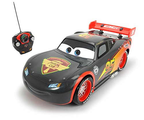 Dickie Toys 203086000 - RC Carbon Drifting Lightning McQueen
