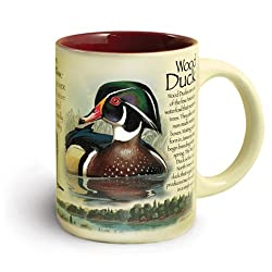 American Expedition Wildlife 18-Ounce Ceramic Mug