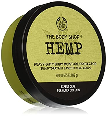 The Body Shop Hemp Body Butter 200ml by The Body Shop