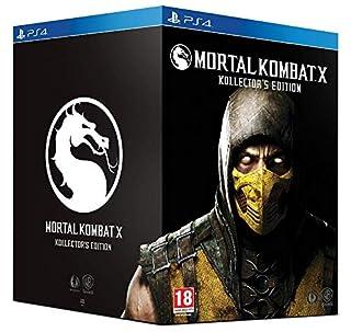 Mortal Kombat X - édition Kollector (B00T9A6PQK) | Amazon price tracker / tracking, Amazon price history charts, Amazon price watches, Amazon price drop alerts