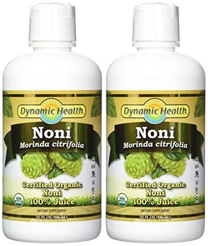 100% Pure Organic Tahitian Noni Juice - 946ml