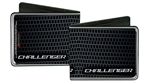 dodge-automobile-company-challenger-tire-print-bi-fold-wallet