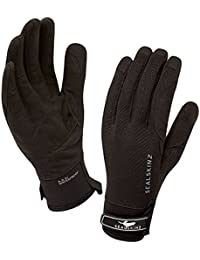 Black Sealskinz DragonEye Gloves