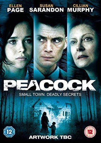 Peacock [DVD] [2010] by Cillian Murphy
