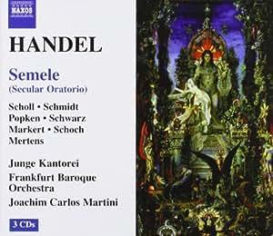 George Frideric Handel - Semele
