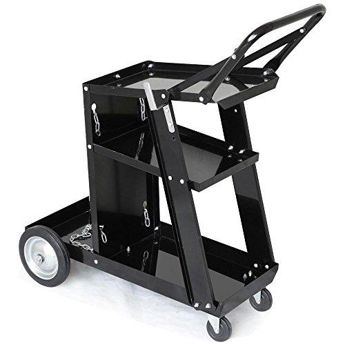Preisvergleich Produktbild Yaheetech Mobiler Schweißwagen Schweißgerätewagen für Schweißinverter Werkstattwagen
