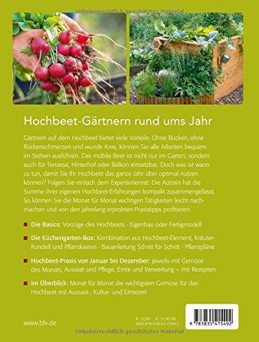 Hochbeet-Gärtnern Monat für Monat – Das Praxisbuch - 2