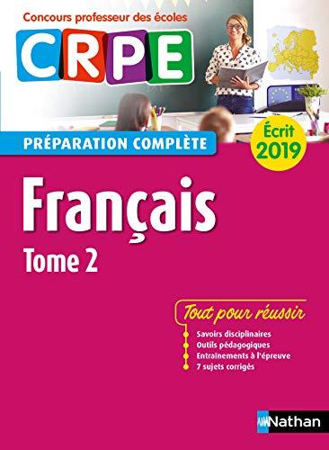 Français – Tome 2 (CONCOURS PROF) par Catherine Christin, Claire DOQUET, Jean-Pierre Jarry, Anne-Rozenn Morel