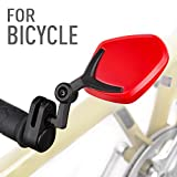 Magazi bar end mirrors Petal red for bicycle - Best Reviews Guide