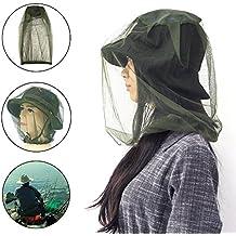 Kopfbekleidung Bekleidung MFH Moskito Kopfnetz Mückenschutz Moskitonetz Kopfschutz Insektenschutz Outdoor